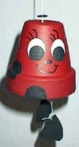 40 Fun And Easy Ladybug Craft Ideas Clay Pot Crafts