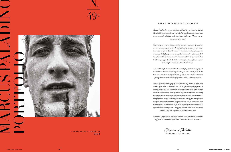 Issue 246 Magazine Spreads Magazine Marcus