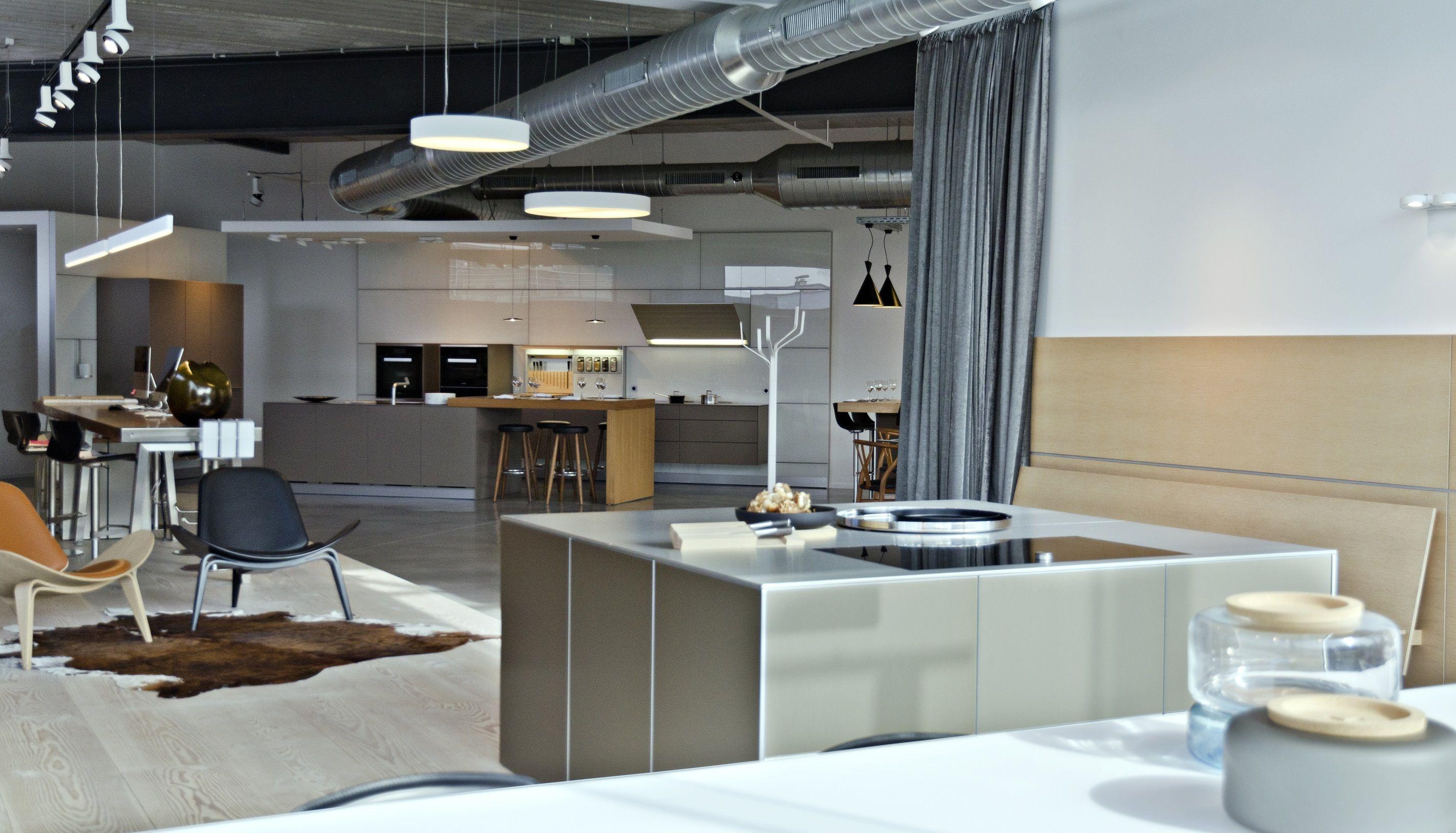 Bulthaup   Showroom Van B Concept In Woluwe/zaventem