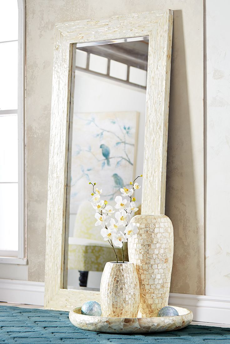 A small space is the perfect place to go big with elegance. Pier 1\'s ...