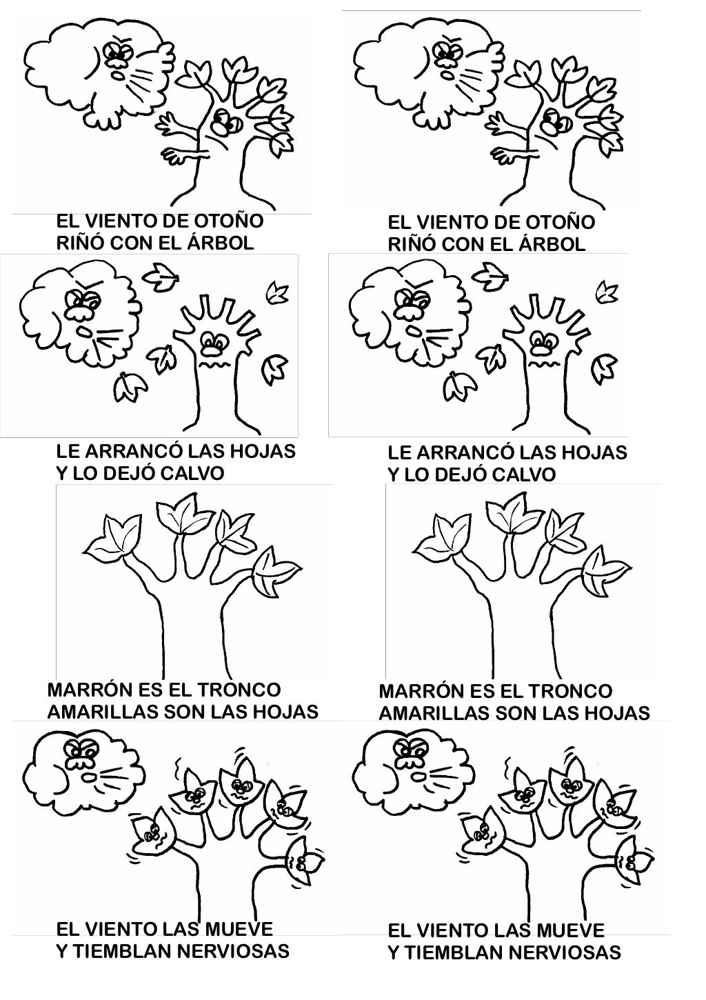 Children\'s poems by Miguel Santos Arévalo: pictograms, poems and ...