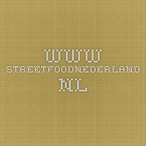 www.streetfoodnederland.nl