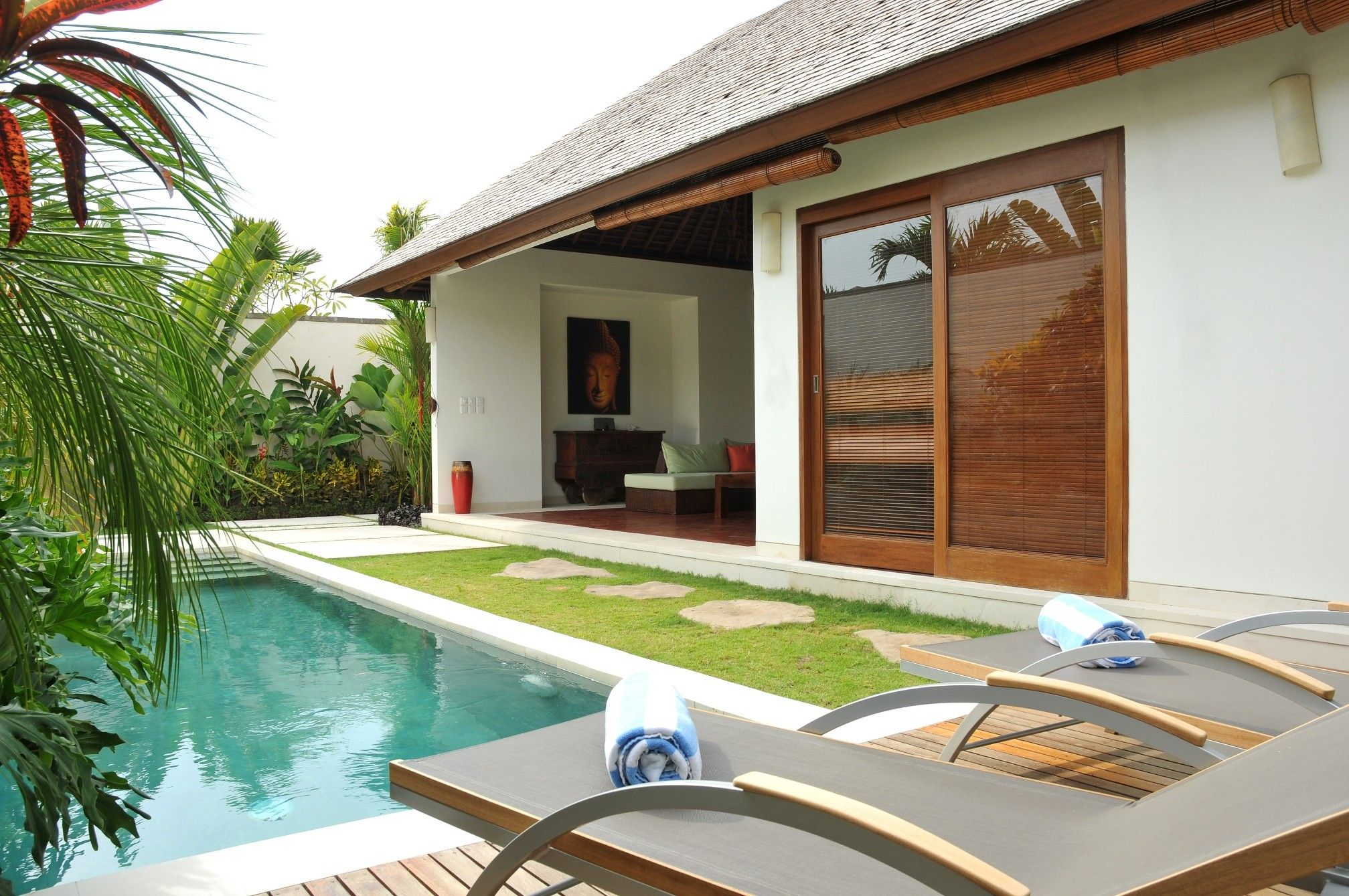 Villas In Bali Indonesia Private Pools Staff 1 9 Bedrooms 2 18 Persons Dream House Plans Villas In Europe Bali