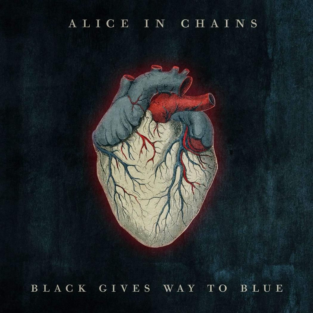 Alice In Chains Black Gives Way To Blue 2009 With Images
