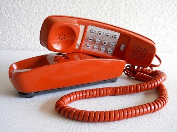 Pleasant Trimline Phone 70S Childhood Vintage Telephone Download Free Architecture Designs Embacsunscenecom