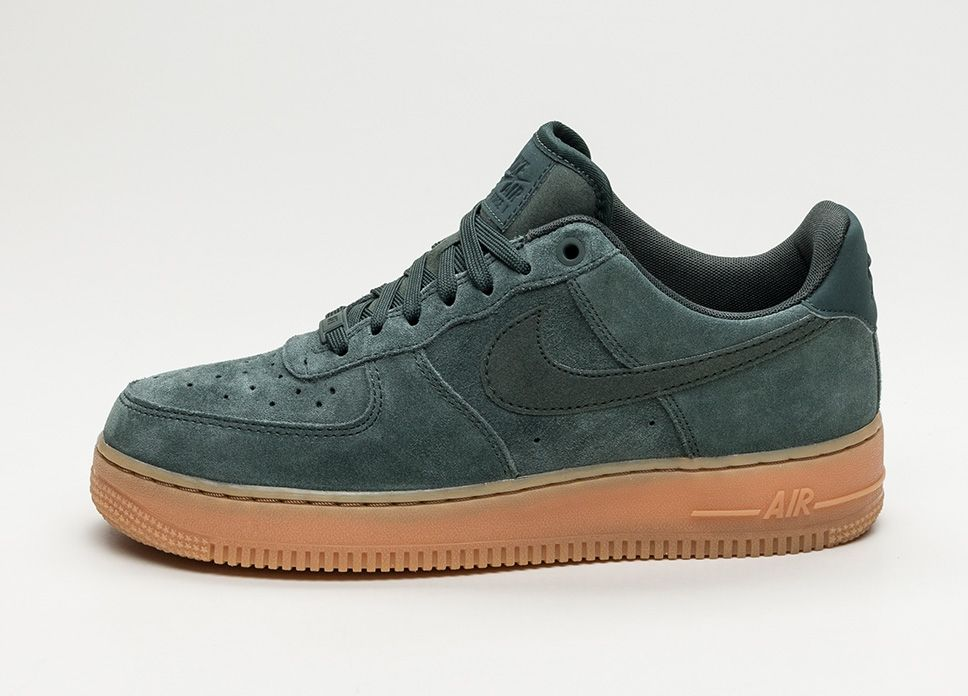 Nike Air Force 1 '07 LV8 Suede (Outdoor Green Outdoor
