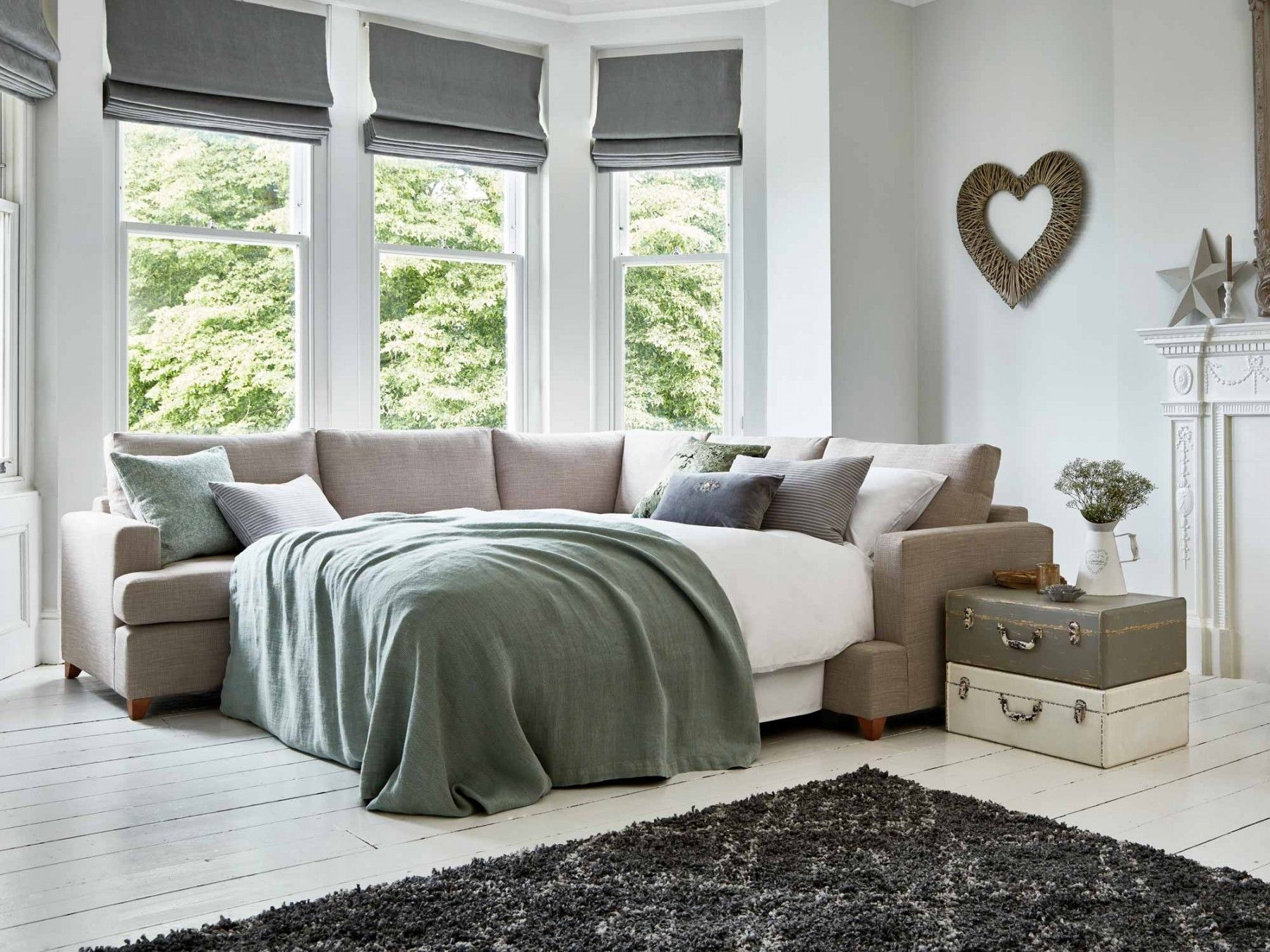 The Fyfield Corner Sofa Bed Sofa bed uk, Corner sofa