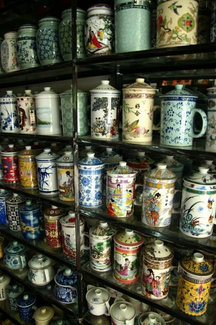I MUST find these during my trip abroad in October. My Chinese tea mug will be an essential souvenir.