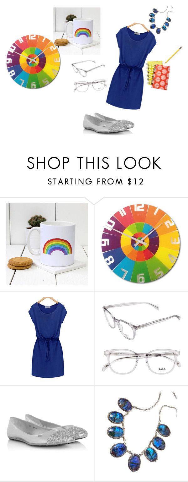 """""""Break time!"""" by pauvane ❤ liked on Polyvore featuring NeXtime and Jimmy Choo"""