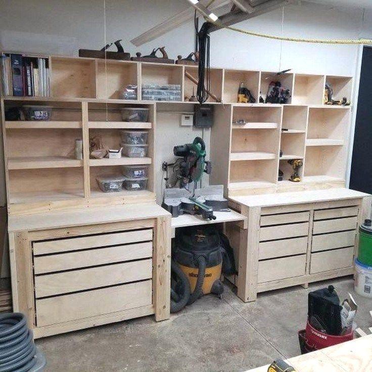 16 Diy Garage Storage Ideas For Neat Garages