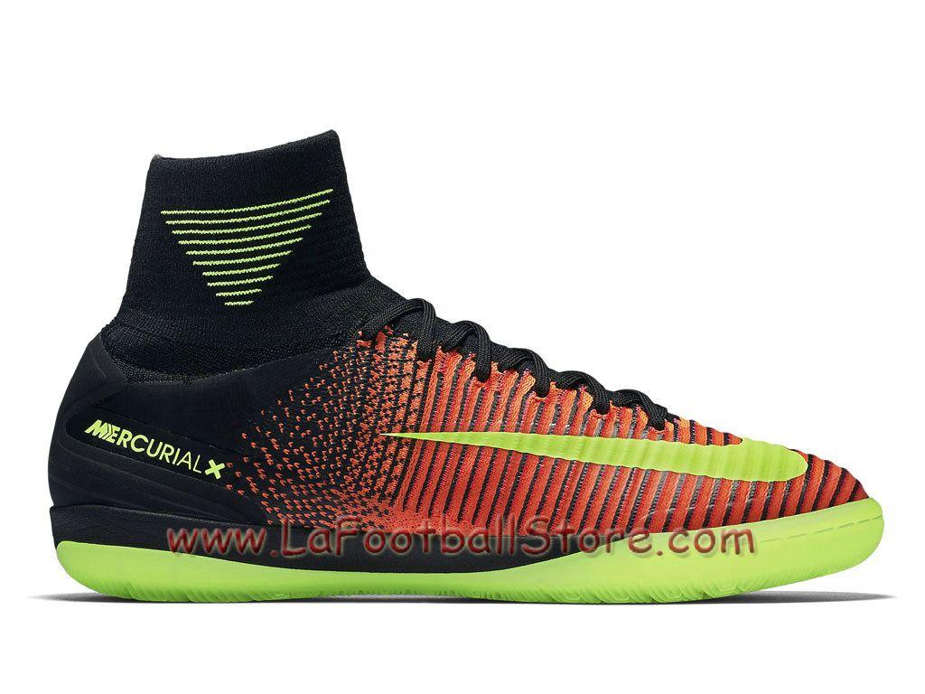 wholesale dealer e7144 d7a5a Nike MercurialX Proximo II IC Chaussure de football en salle pour Homme Volt