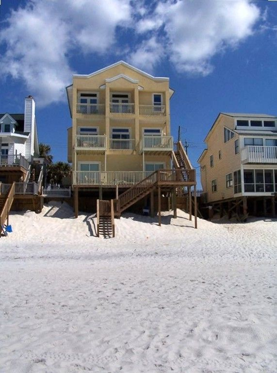 $3295+ Cleaning NEW! 5 Bedroom Gulf Front Home, Taking