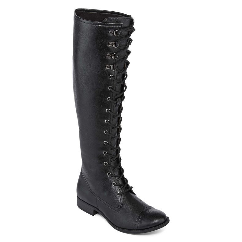 d7b16bb14b381 jcpenney - K9 by Rocket Dog® Barrel Tall Lace-Up Boots - jcpenney ...