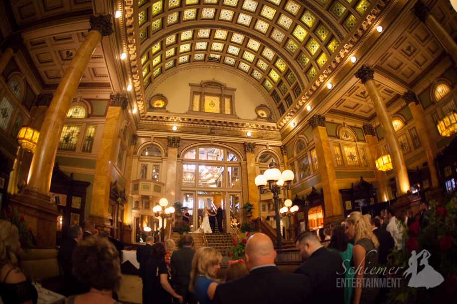 Pittsburgh Grand Concourse Wedding 7 Of 25 Eat Drink And