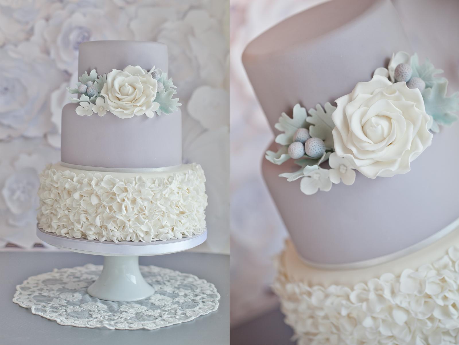 Sugar Ruffles Elegant Wedding Cakes Barrow In Furness And The Lake District Bria