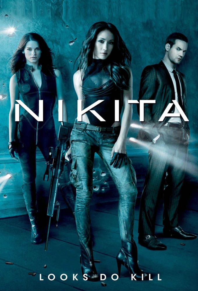 Couch Bound Here Are Our Favorite Shows Currently Streaming On Netflix Nikita Tv Show Nikita Best Tv Shows