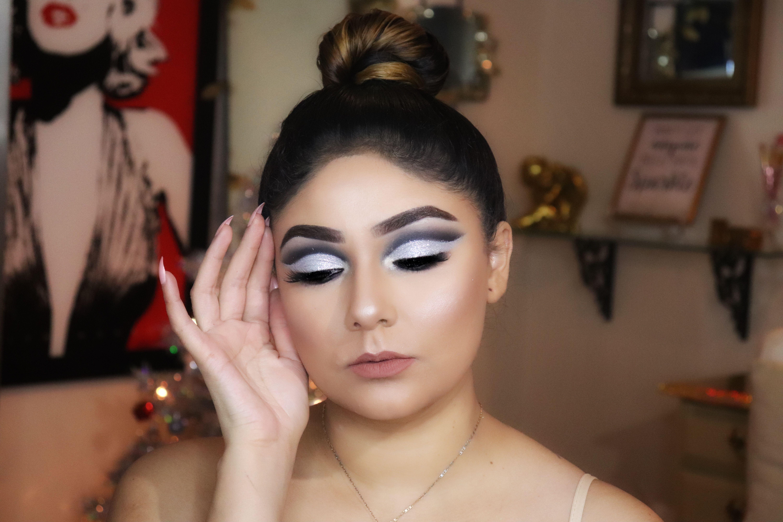Glitter eyeshadow in 2020 Makeup looks