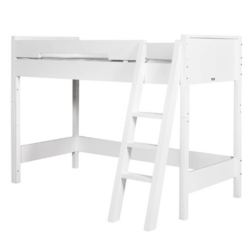 Hochbett Weiss Umbauset Von Bopita Combiflex Loft Betten