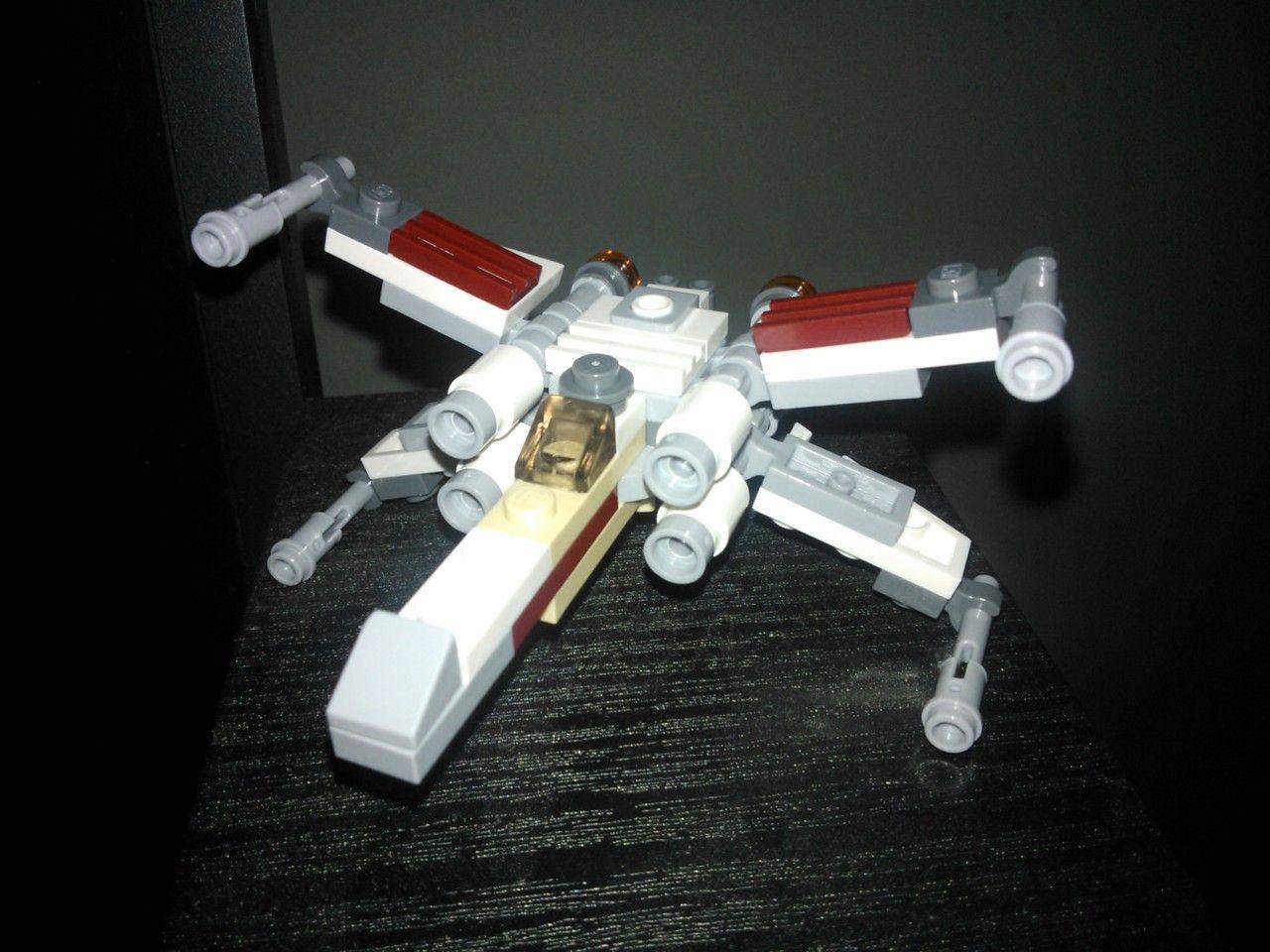 Micro X-Wing (Lego)
