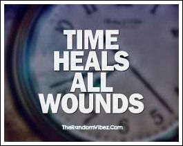 Time Heals All Wounds Quote Images Inspirational Healing Quotes