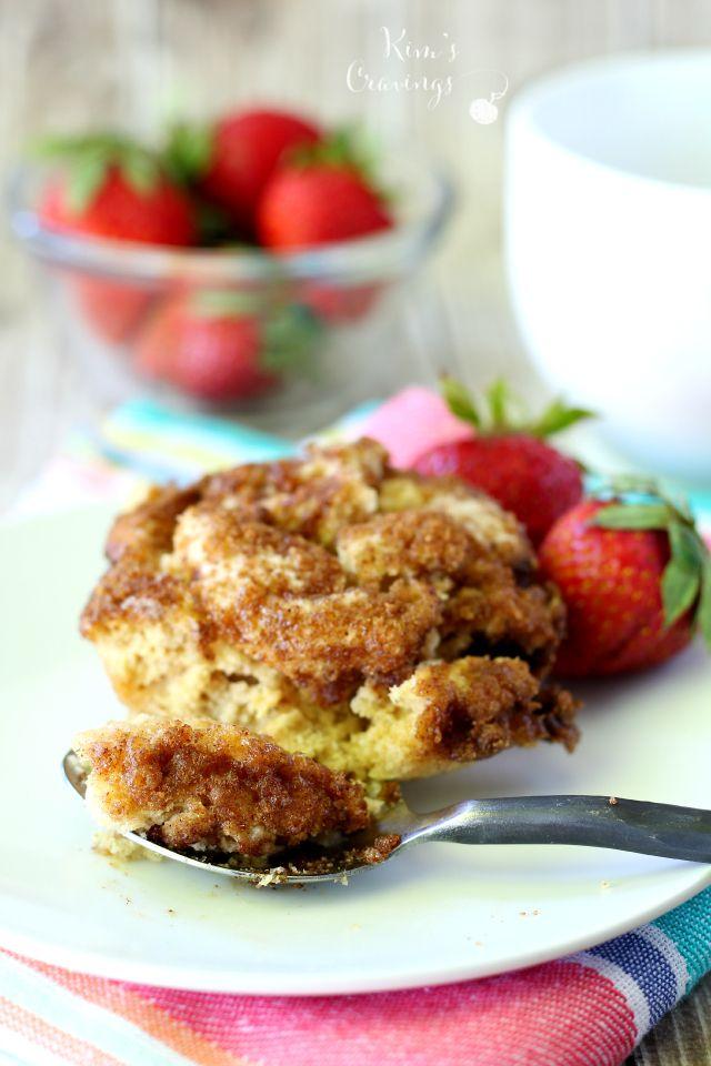 Cinnamon Roll Microwave Mug Cake | Recipe | Healthy Snack ...