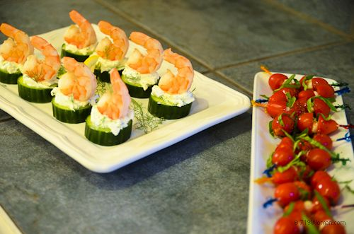 Elegant Wedding Appetizer Ideas: Two Easy Yet Elegant Appetizers…And Fairly Inexpensive