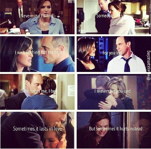 Up Stabler Why Benson Did And Ever Hook great