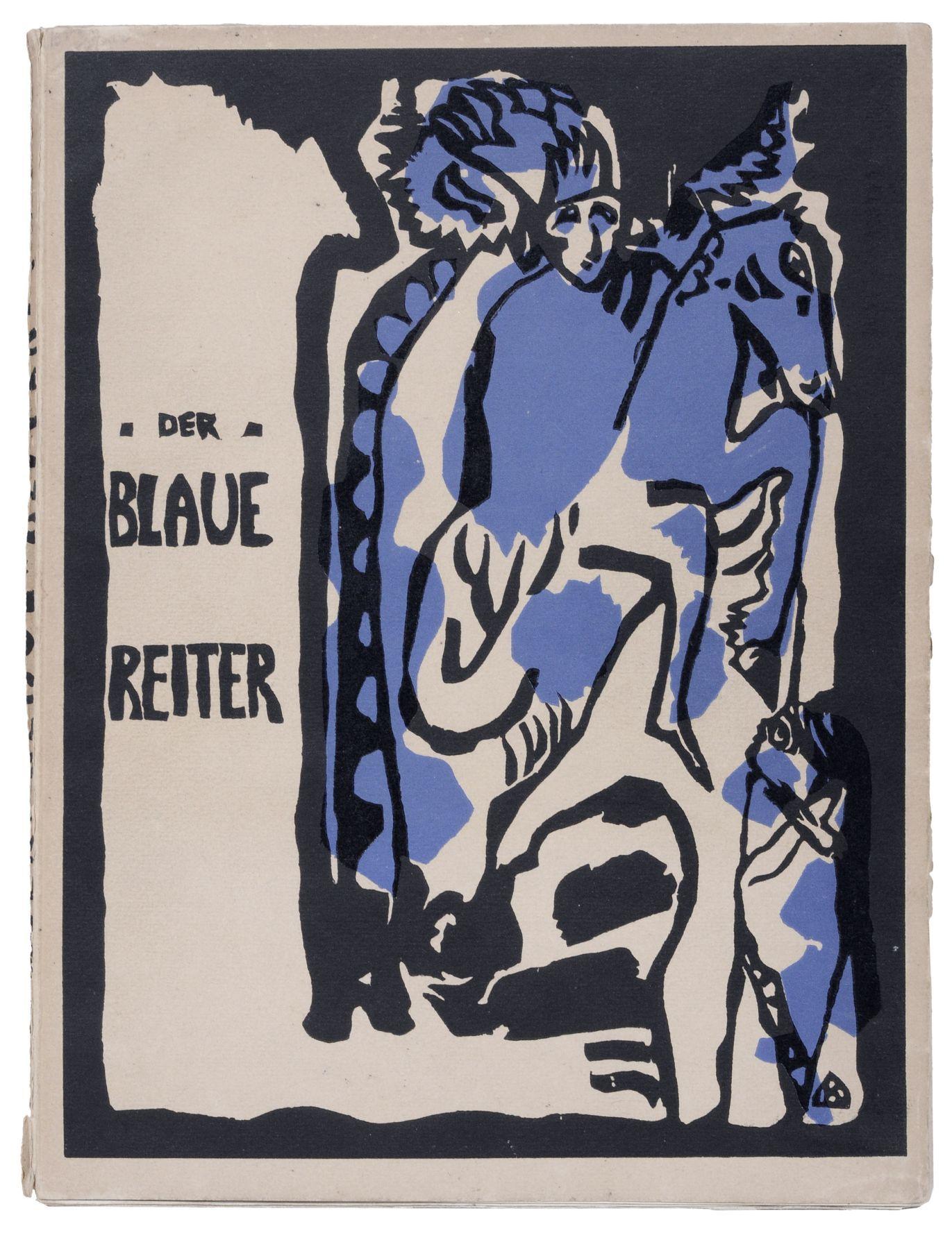 1912 Der Blaue Reiter Kandinsky Primera Publicacion Kandinsky Arte Kandinsky Fauvismo