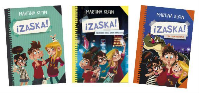 libros infantiles colecciones