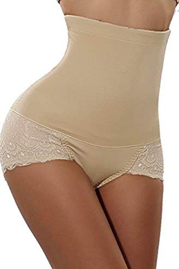 c96cd37df6 Gotoly Invisable  fashion  fashiongram  style  love Strapless Body Shaper  High Waist Tummy Control Butt Lifter Panty Slim