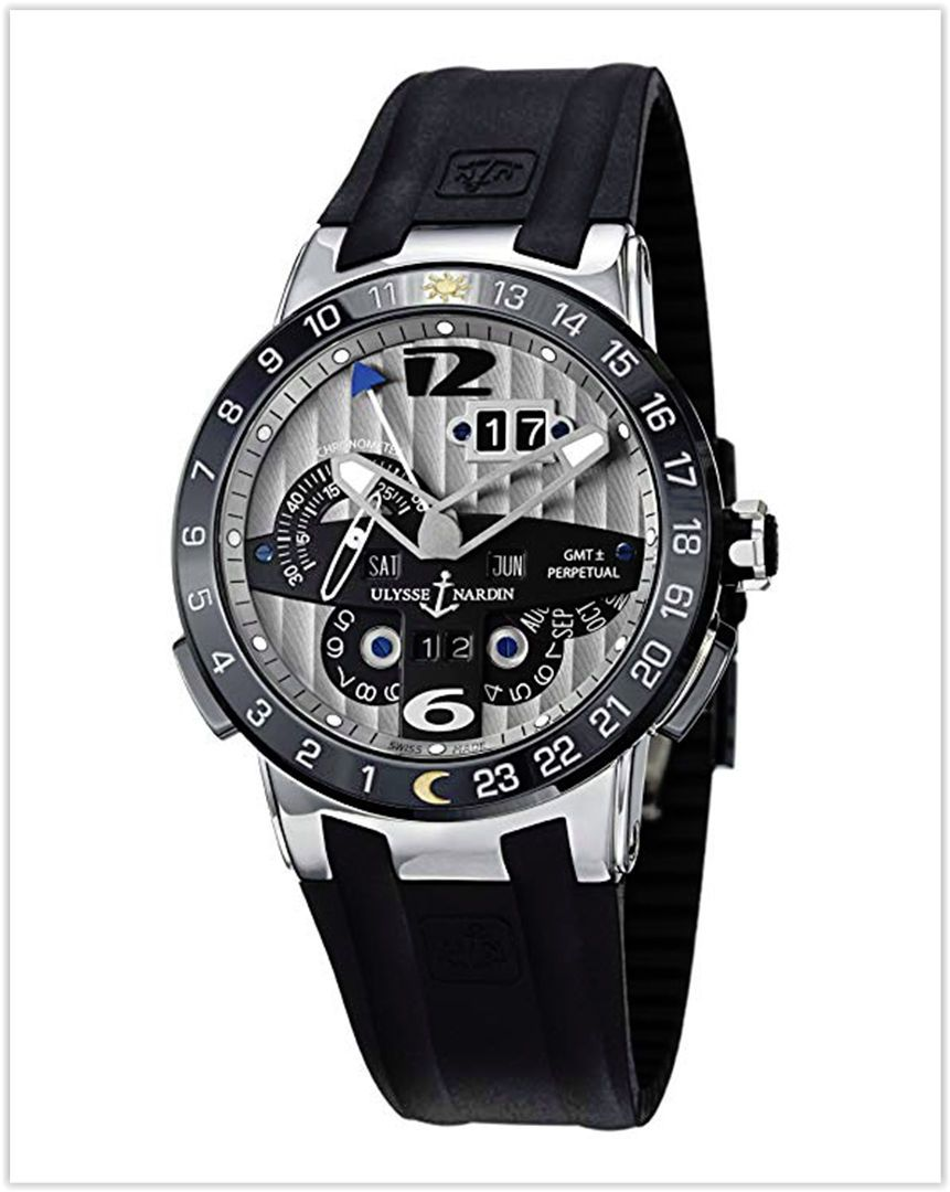 Ulysse Nardin El Toro Perpetual Calendar Automatic Rubber Strap Men S Watch Price Watches For Men Luxury Watches For Men Gold Watch Men