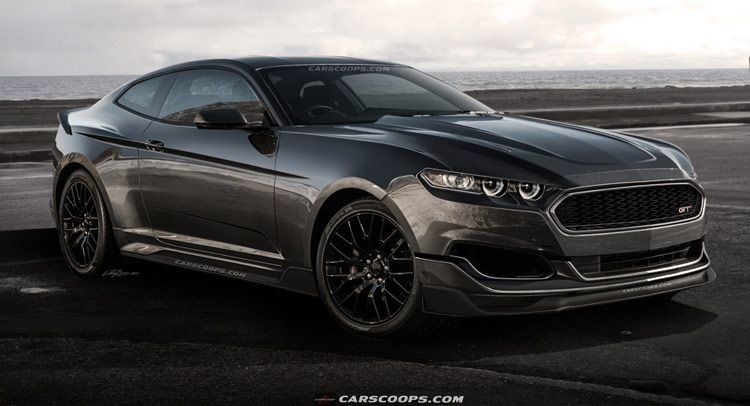 Future Cars A Modern Take On Aussie Ford Falcon Coupe With