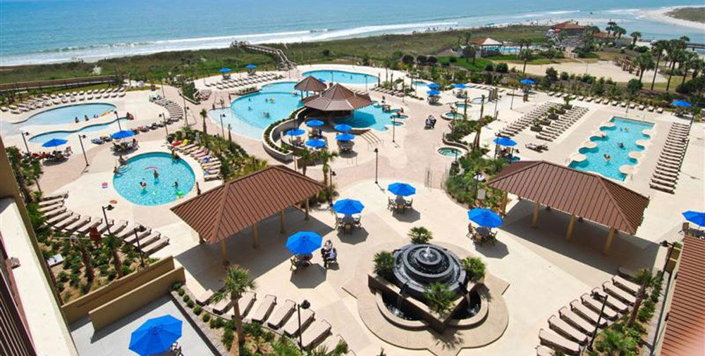 Pools at North Beach Towers Myrtle beach hotels, Myrtle