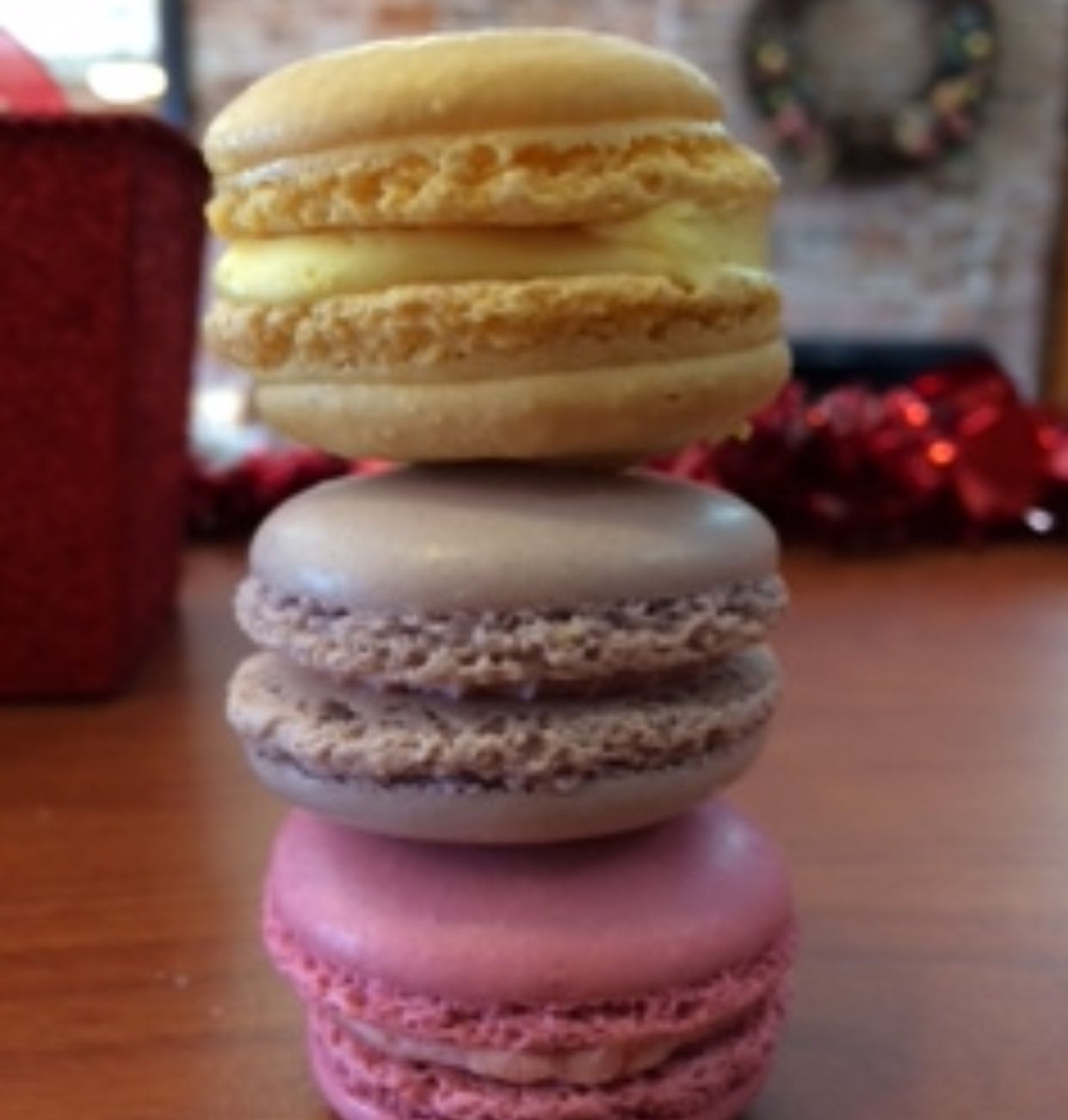 Macarons from Jacqueline's Patisserie . Food, Desserts, Patisserie