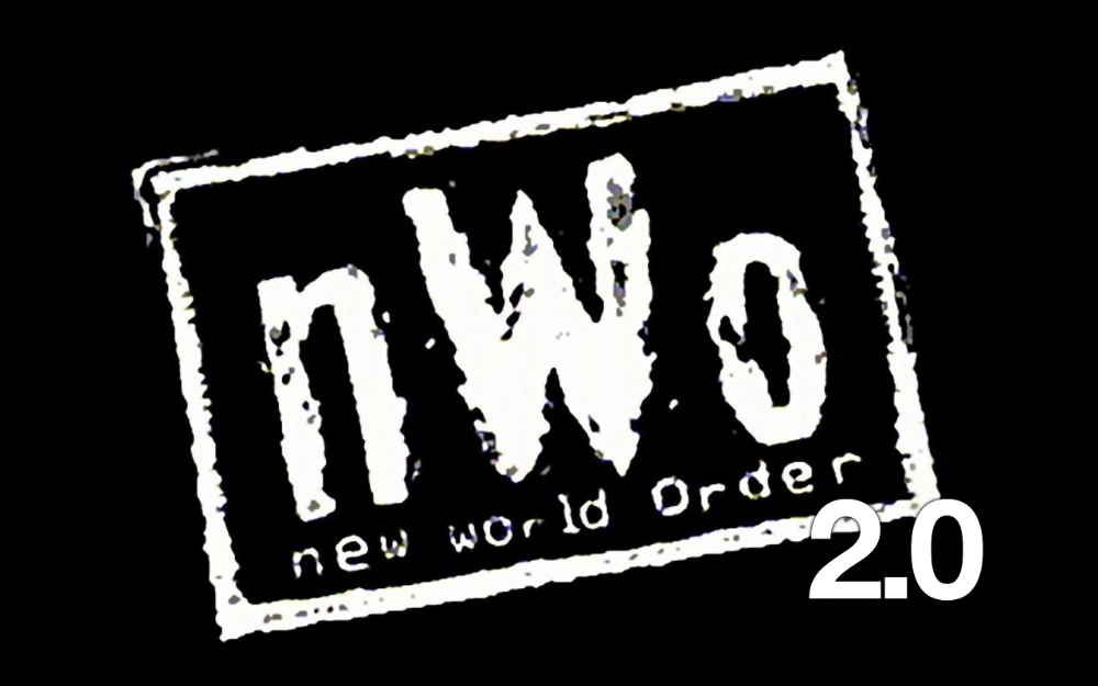 nwo bullet club Google Search Wwe logo, Nwo wrestling