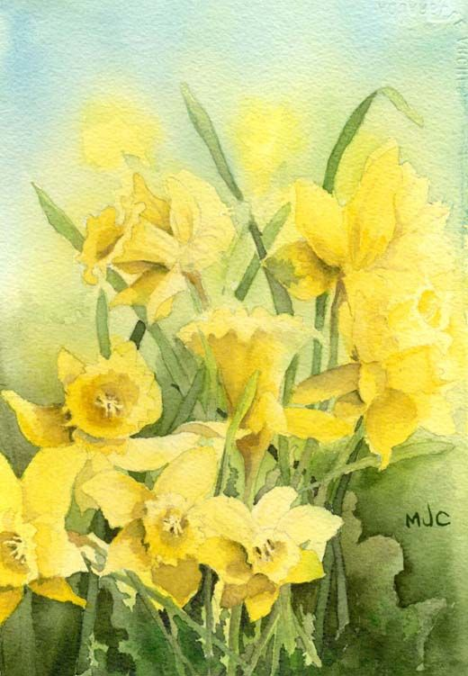 Melissa J. Cox Watercolor - Water Color Gallery | LOU:art ...