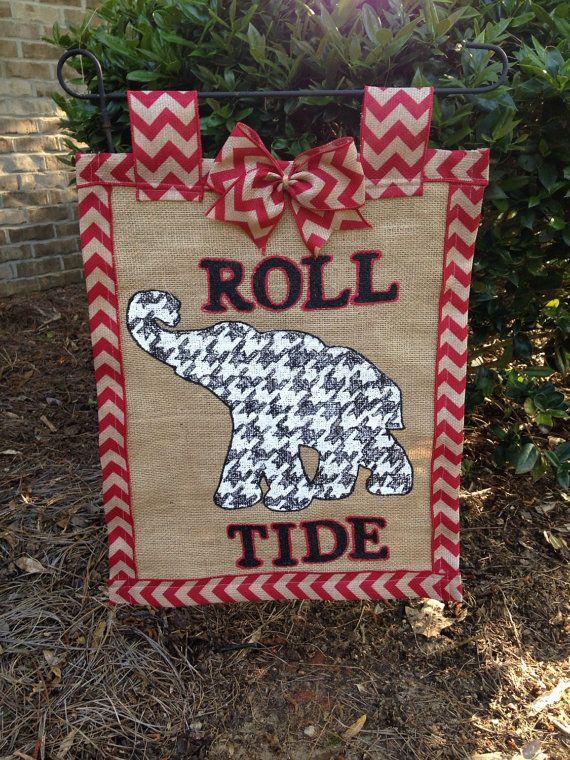 Superior Alabama Garden Flag By WREATHSBYCHRISTEE On Etsy