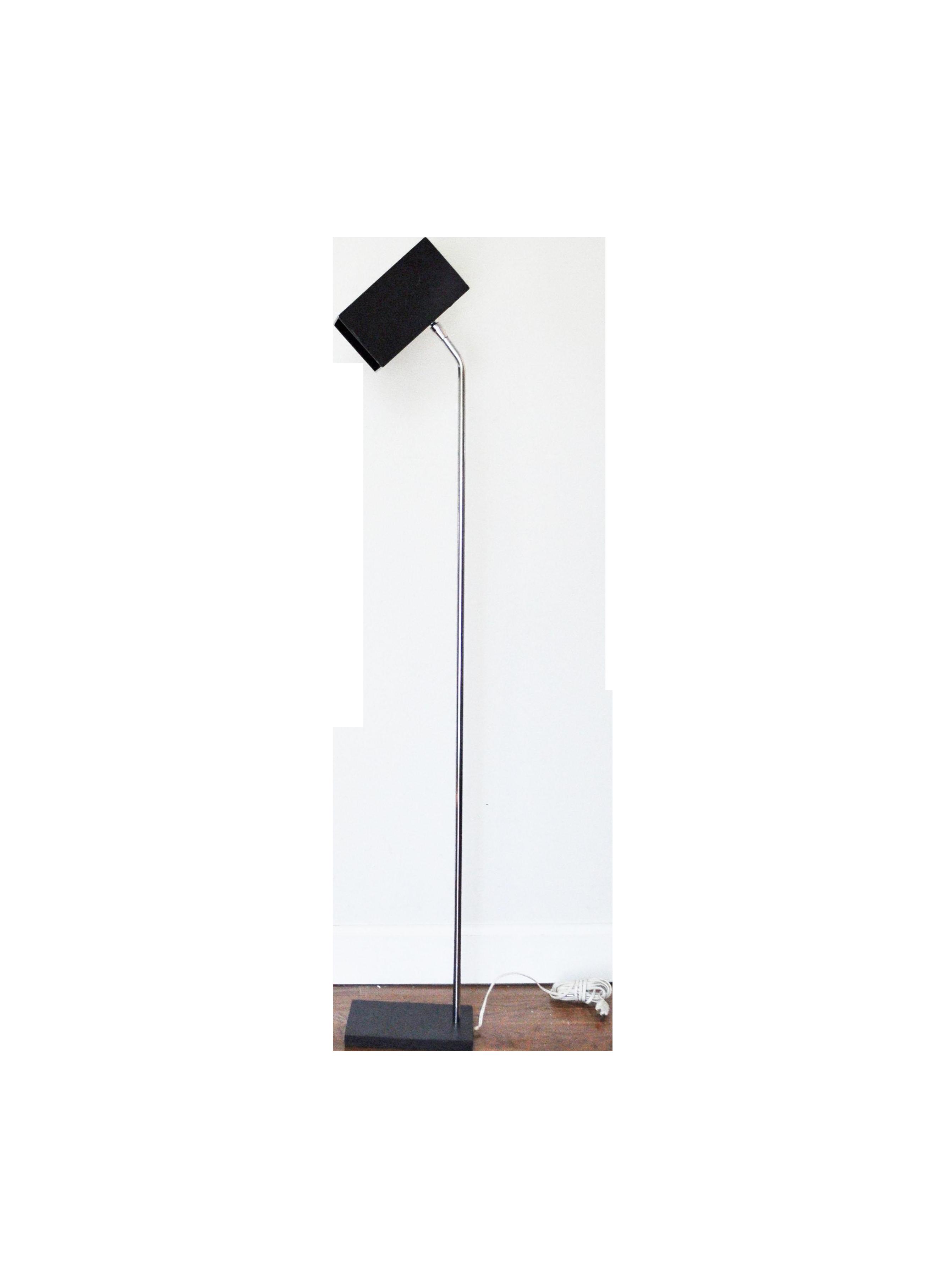 Mcm Floor Lamp Robert Sonneman For George Kovacs Floor Lamp Lamp Sonneman