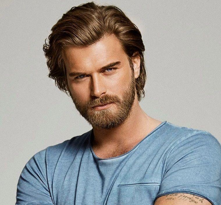 Coupe Cheveux Mi Long Tendance 2019 Coiffure Homme Mi Long Cheveux Mi Long Homme Cheveux Mi Long