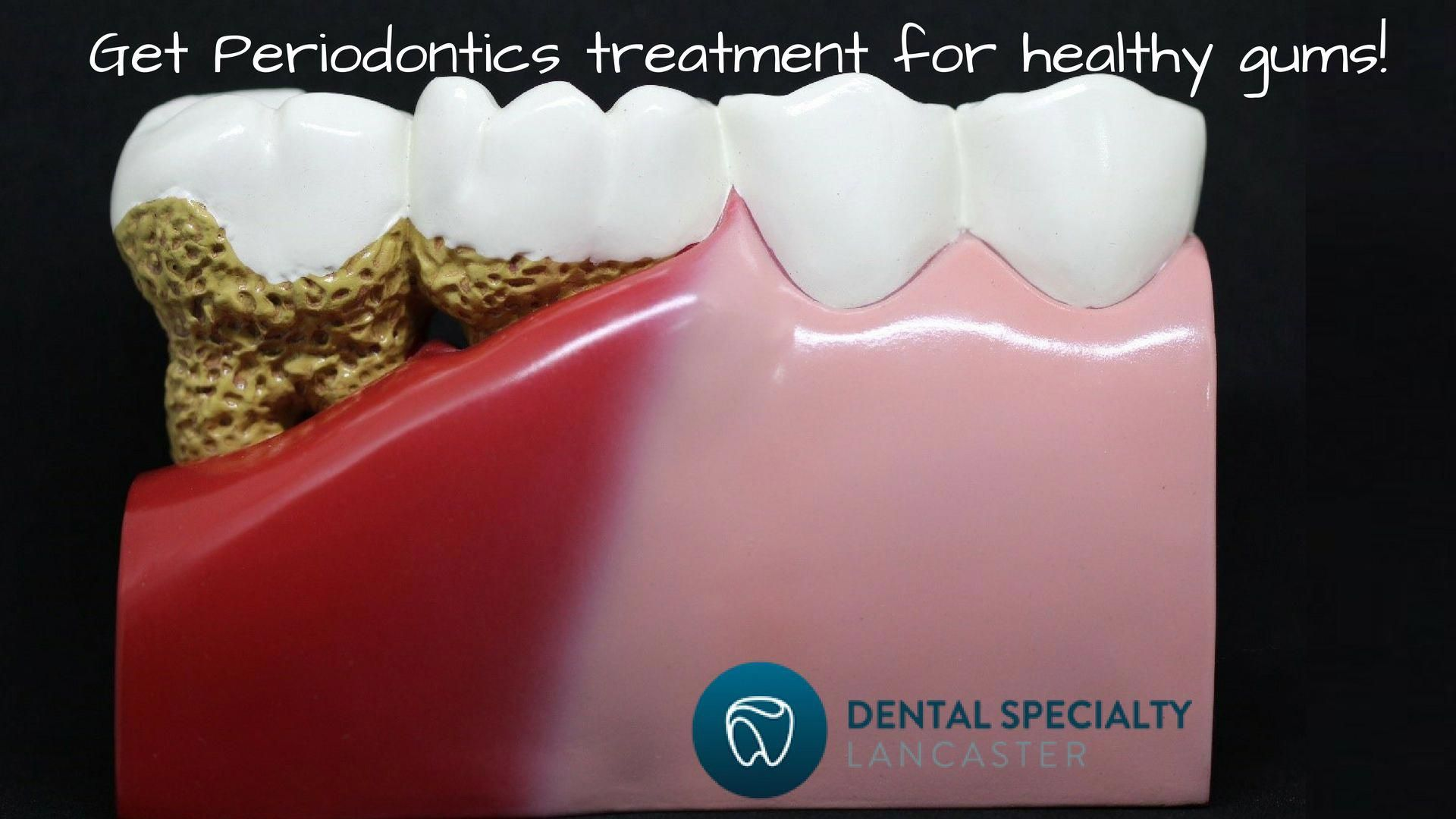 Have you notice some redness, swelling of the gums