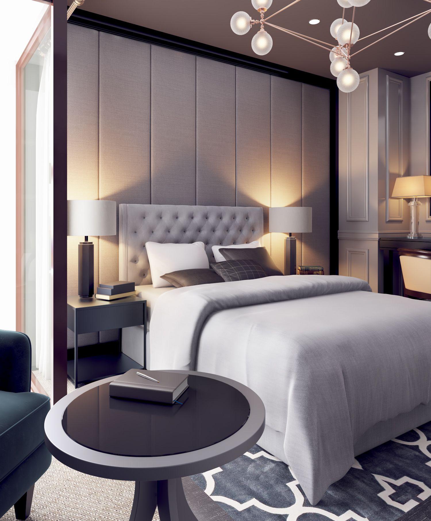 Master Bedroom Design Zag Wek