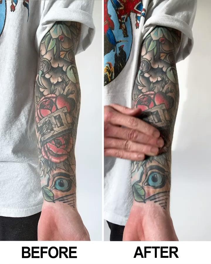 Mad Rabbit Tattoo