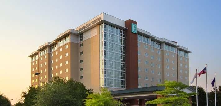 Embassy Suites North Charleston Airport/Hotel