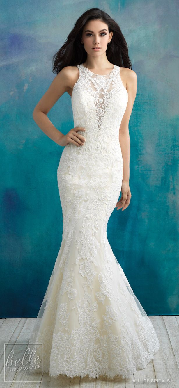 Bridal trends halter wedding dresses halter wedding gowns allure