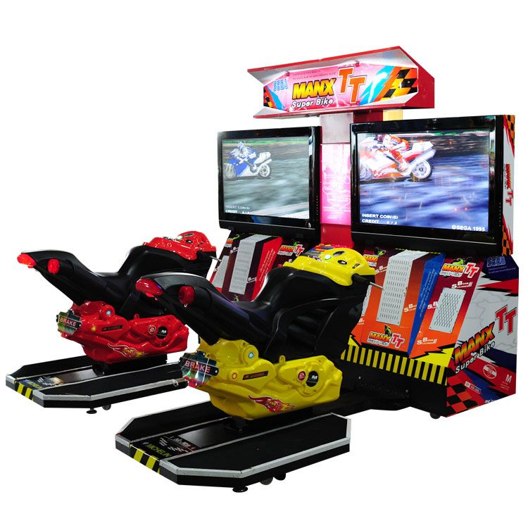 Image result for motorcycle arcade game for sale Arcade