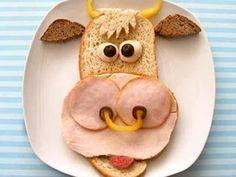 Witzig und lecker: Bunte Brote für Kinder #festmad