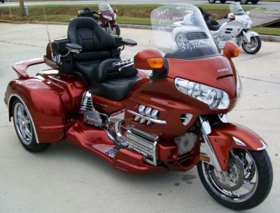 Used Honda Goldwing Trikes | Used Honda Goldwing Trikes For
