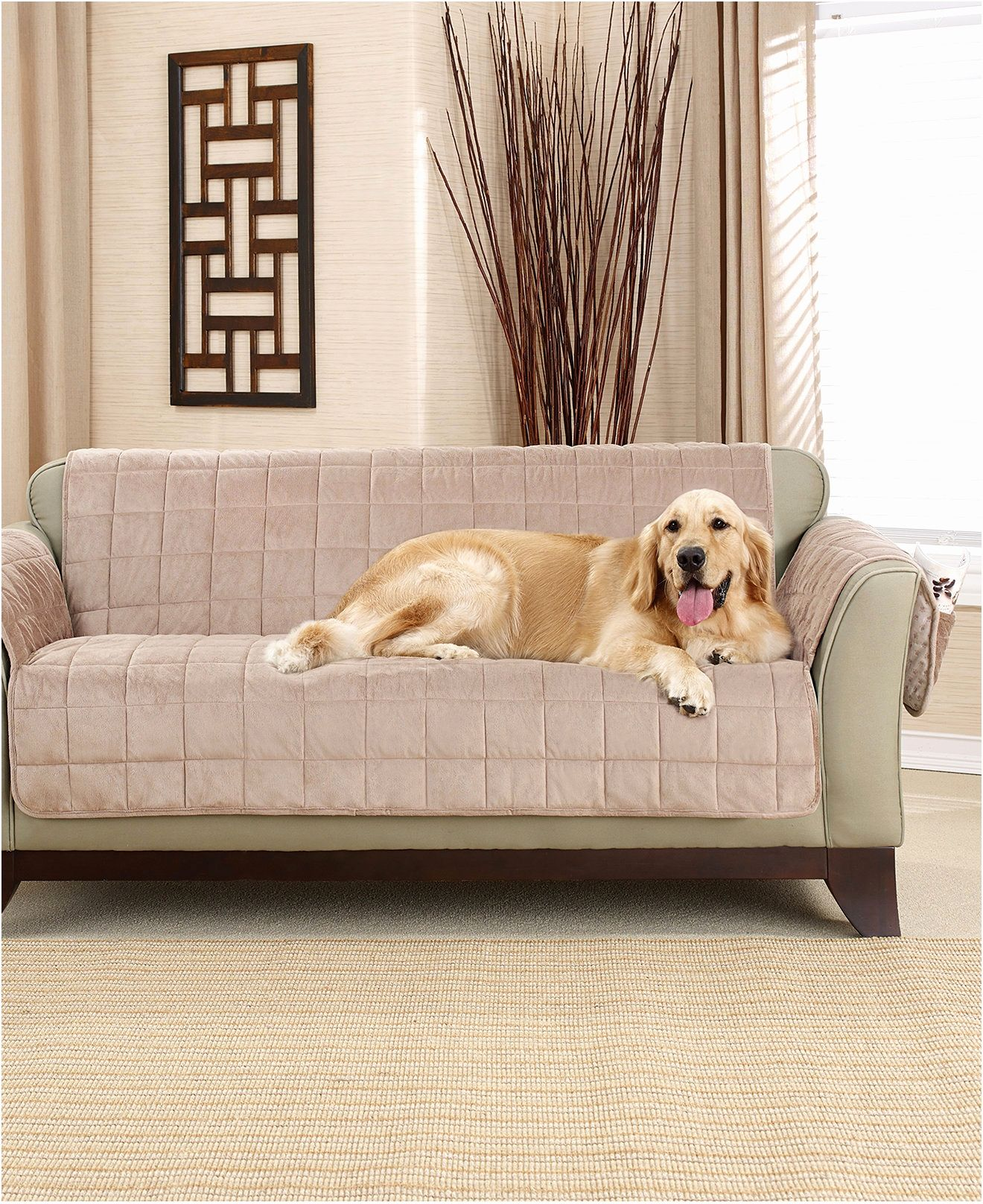 Armless Sectional Sofa Pet Protector Most Popular Sofas Covers Protection The Non Slip Furniture