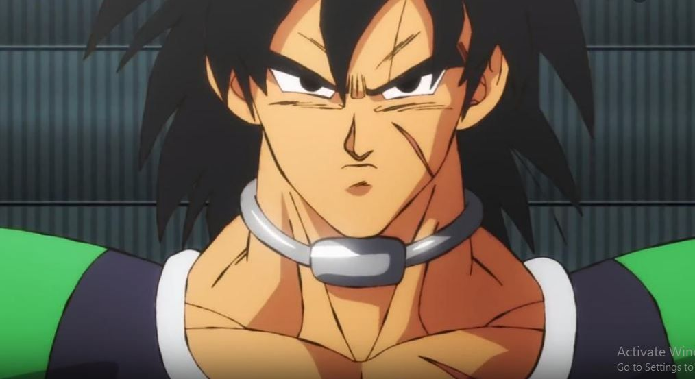 Watch Dragon Ball Super Broly Streaming Vf Complet Broly