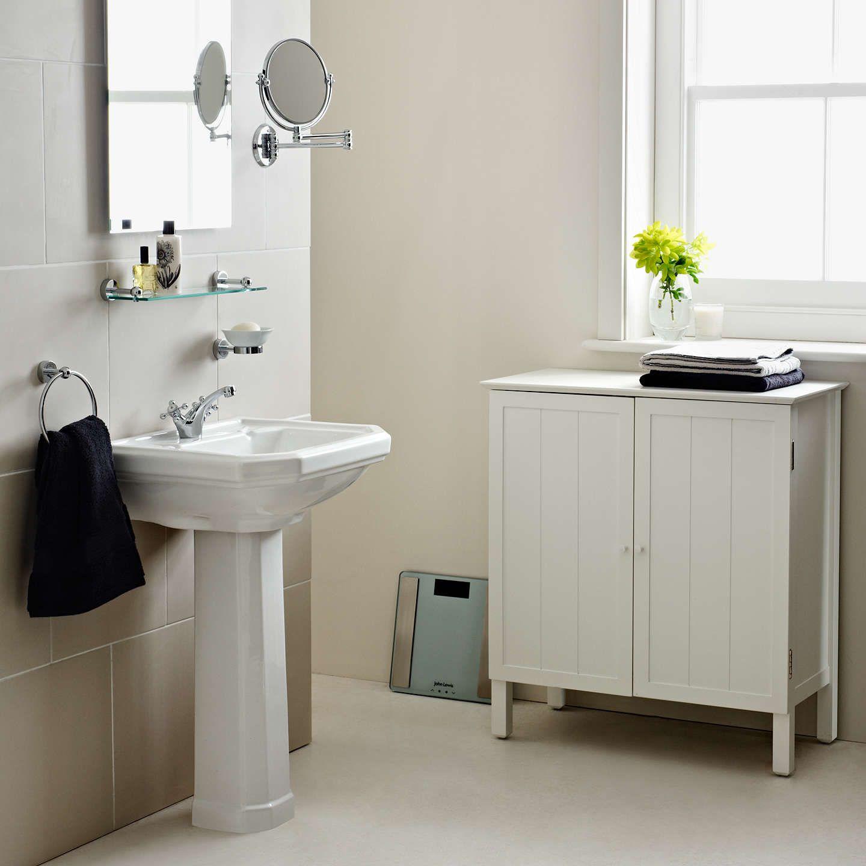 John Lewis Bevelled Edge Bathroom Mirror   Pinterest   Bathroom ...